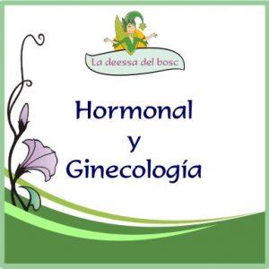 HORMONAL Y GINECOLOGIA