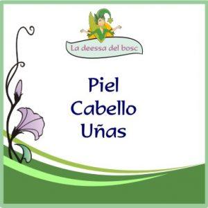 PIEL CABELLO Y UÑAS