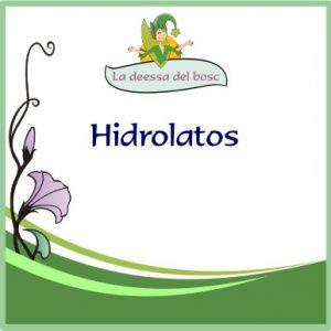 Hidrolatos