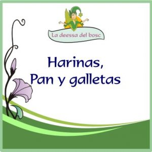 Harinas, pan y galletas
