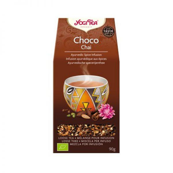 Yogi tea choco chai 90 g