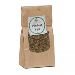 albahaca hojas 50 g