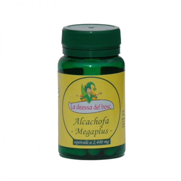 alcachofa megaplus 30 cápsulas