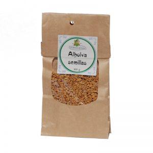alholva semillas 100 g