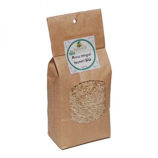 arroz integral basmati BIO 500 g
