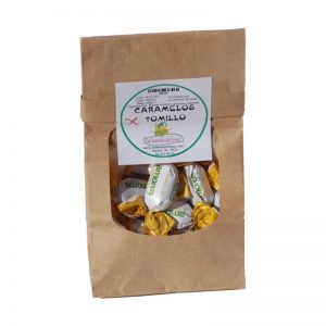 caramelos tomillo 100 g