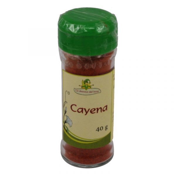 cayena 40 g