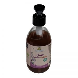 champú cabellos castaños 250 ml