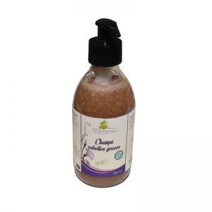 champú cabellos grasos 250 ml