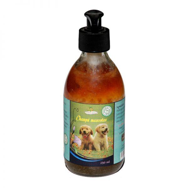champú mascotas 250 ml