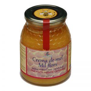 crema de miel de mil flores 910 g