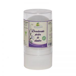 desodorante piedra de alumbre 120 g