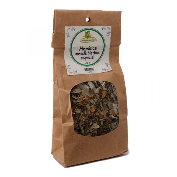 hepática mezcla hierbas especial 75 g