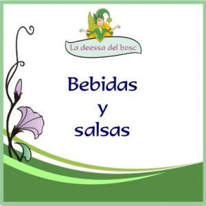 Bebidas y salsas