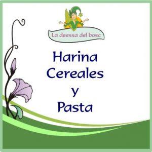 Harina cereales y pasta