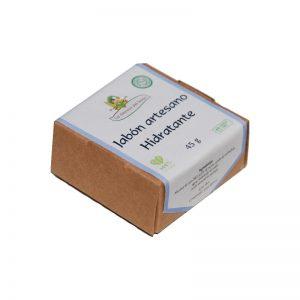 jabon hidratante artesano 45 g