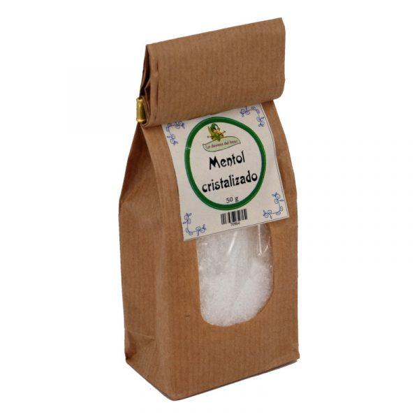mentol cristalizado 50 g
