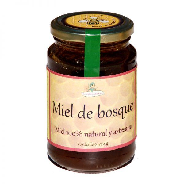 miel de bosque 470 g