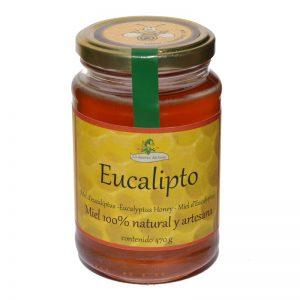miel de eucalipto 470 g