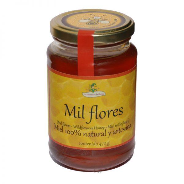miel mil flores 470 g
