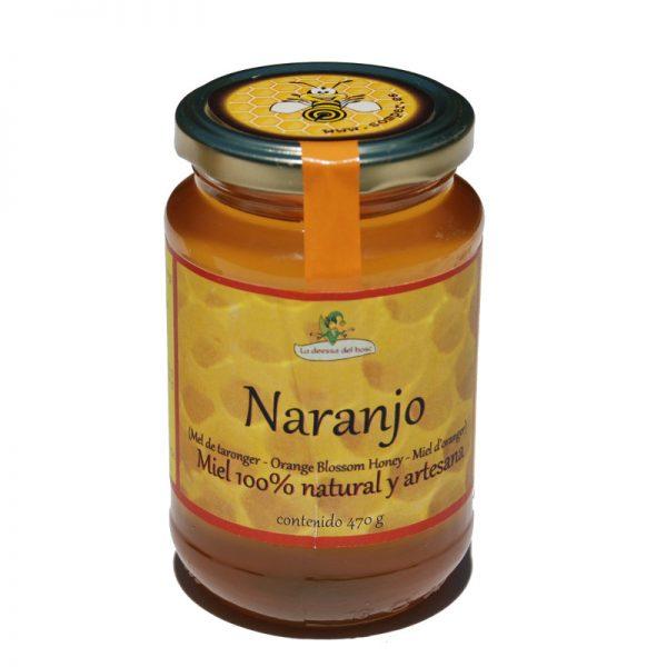 miel de naranjo 470 g