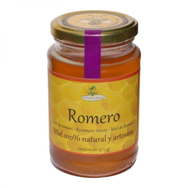 miel de romero 470 g