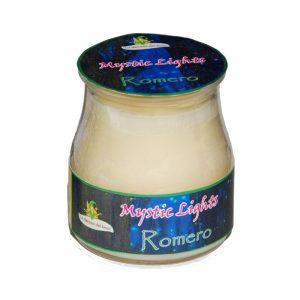 mystic lights vela romero cristal