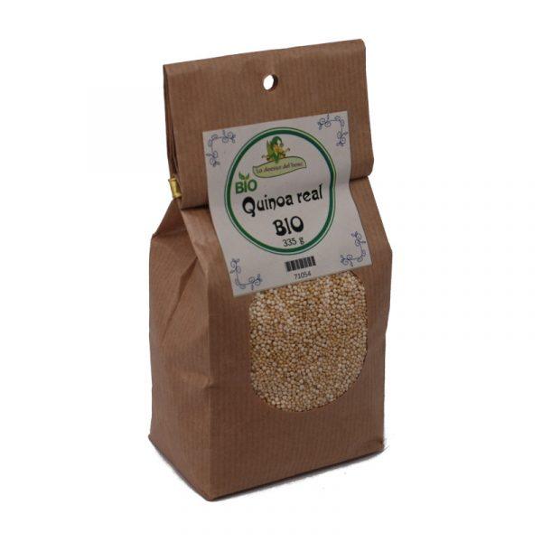 quinoa real BIO 335 g