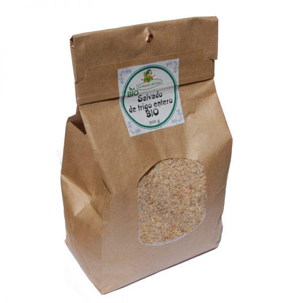 salvado de trigo entero BIO 500 g