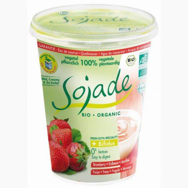 yogurt sojade fresa BIO 400 g